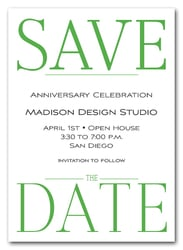 Bold Green Business Save the Date