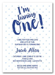 Boys Birthday Party Invitations