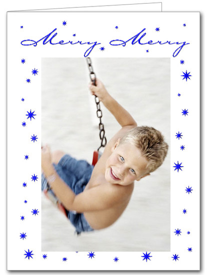 PCC - Merry Merry Blue Vertical