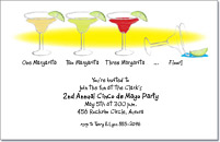 1-2-3-Floor Margaritas Invitation