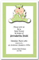 Little Taylor Baby Shower Invitation