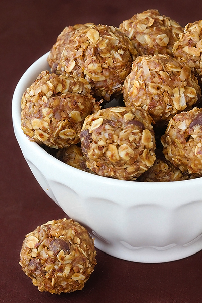 Healthy Energy Bites Recipe