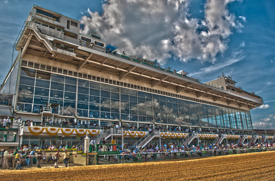 Preakness Race at Pimlico Race Course