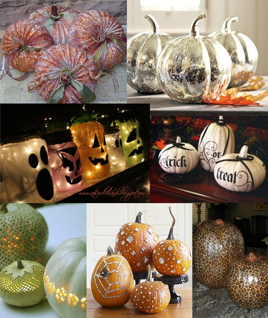 Favorite Halloween Pumpkin Ideas