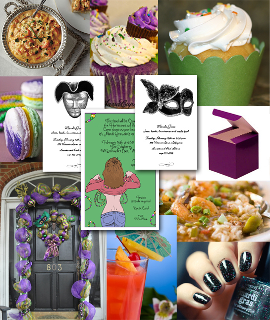 Favorite Mardi Gras Ideas