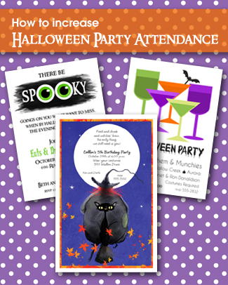 How to Increase Halloween Party Attendance
