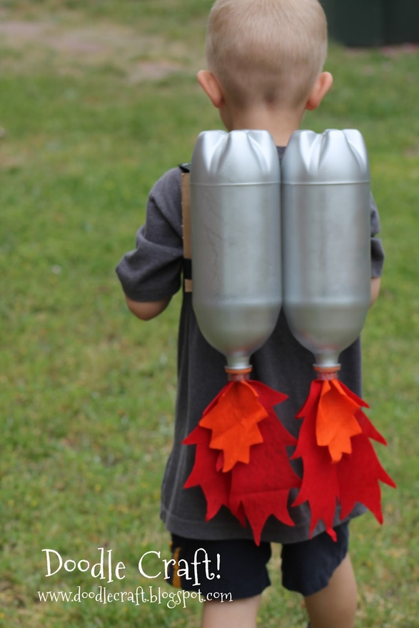 Kid's Jet Pack