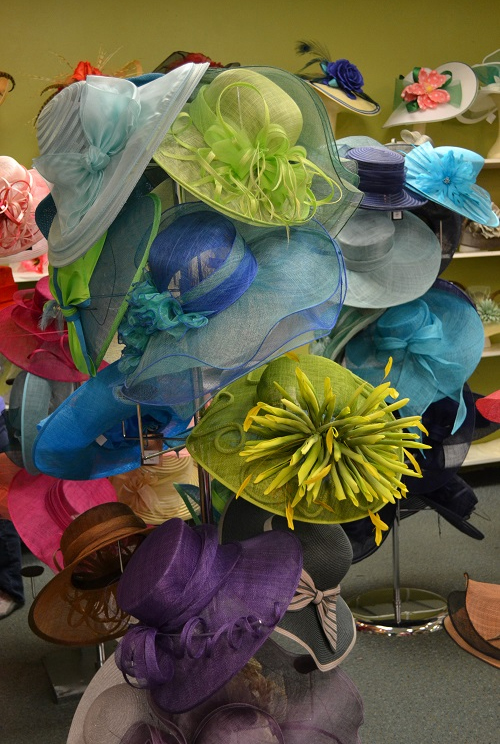 Making Your Own Kentucky Derby Hat