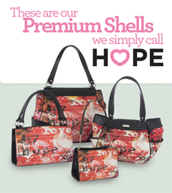 Miche Hope Purses for Cancer Research