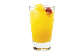 Belmont Breeze Cocktail Recipe