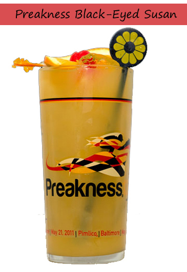 Cocktail of the Preakness: The Black-Eyed Susan