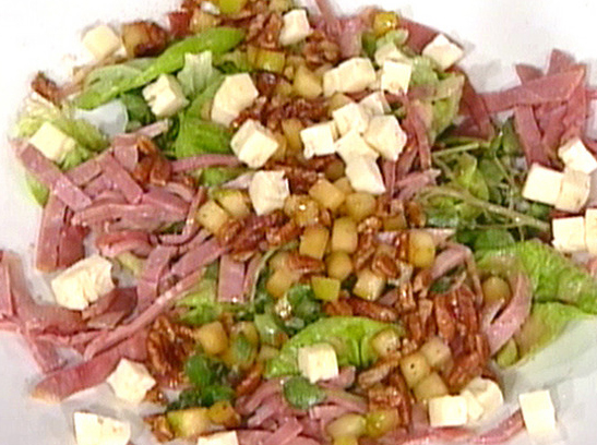 Kentucky Country Ham Salad Recipe