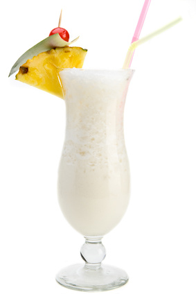 Low Calorie Pina Colada Recipe