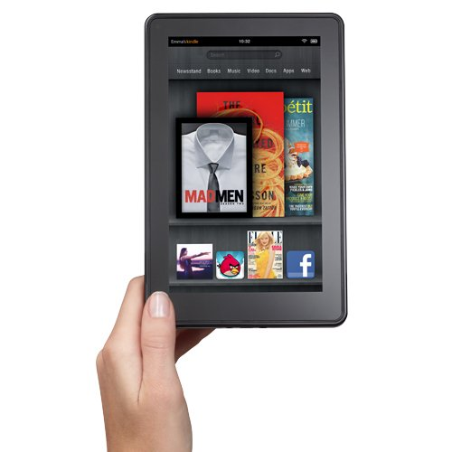 Win a Kindle Fire from Announcingit.com