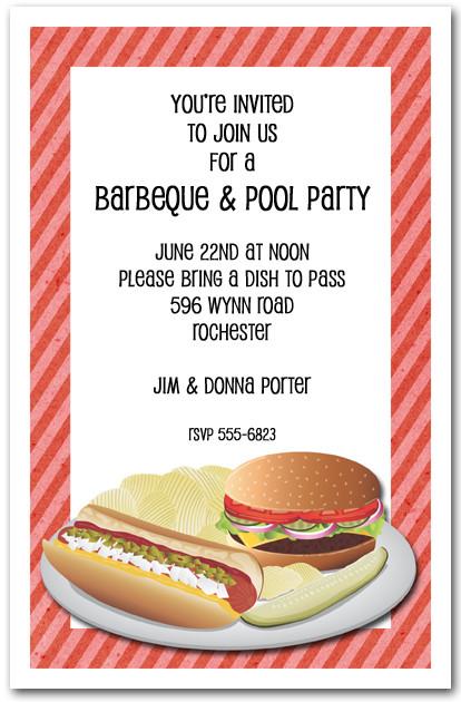 Hot Dog Hamburger Fundraiser