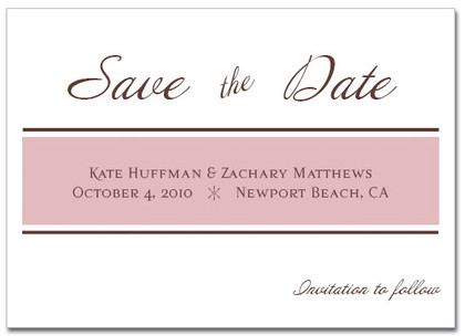 Save the Date Cards #25