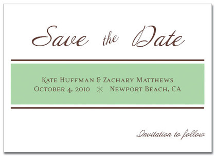 Save the Date Cards #27