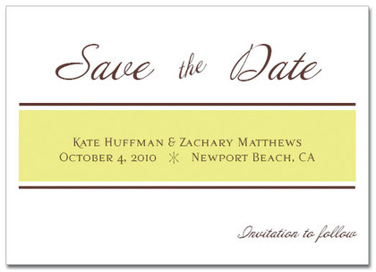 Save the Date Cards #28