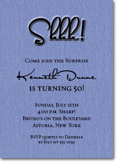 surprise party invitations, surprise birthday invitations, Party invitations