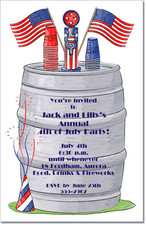 Keg 4th of July