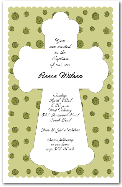 Housewarming Invitation Christian Best Custom Invitation