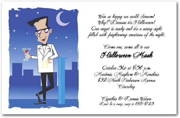 Halloween Party Invite Wording gangcraftnet – Costume Party Invitation Wording