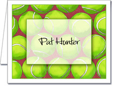 Note Cards: Score Tennis