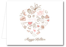 Note Cards: Love Heart