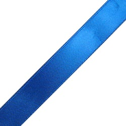 "1/4"" x 18"" Royal Blue Ribbon"