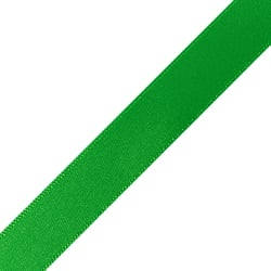 "1/4"" x 18"" Emerald Green Ribbon"