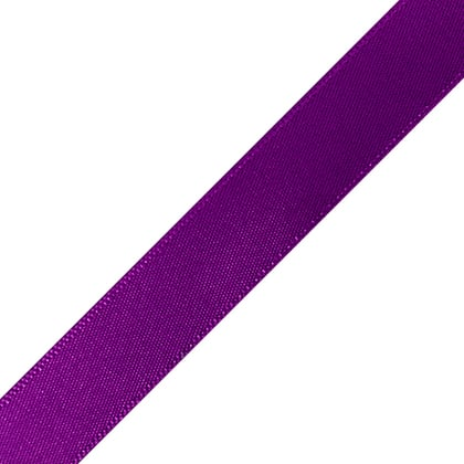 "5/8"" x 10"" Deep Purple Ribbon"