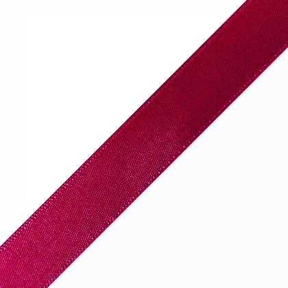 "1/4"" x 12"" Wine Ribbon"