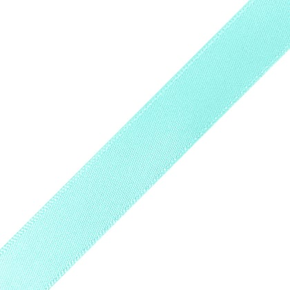 "1/4"" x 18"" Aquamarine Ribbon"
