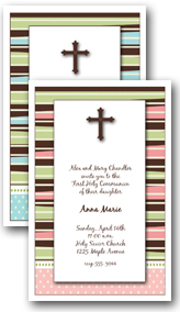 First Communion Invitations for Boys and Girls