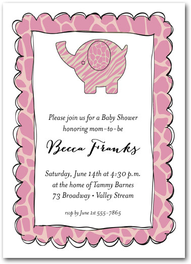 Baby shower themes planning exotic elephant pink filmwisefo