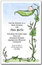Boy Peapod Baby Shower