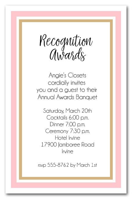 Malibu Gold Pink Awards