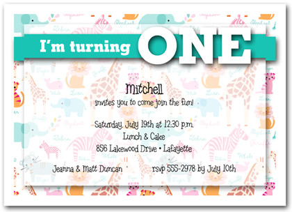 My Zoo Blue
