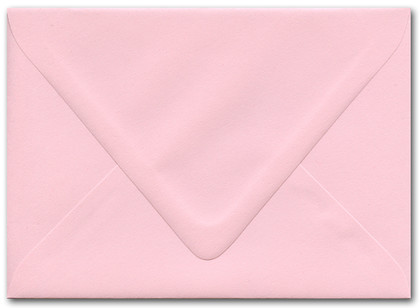 5 x 7 Envelope - Pink Lemonade