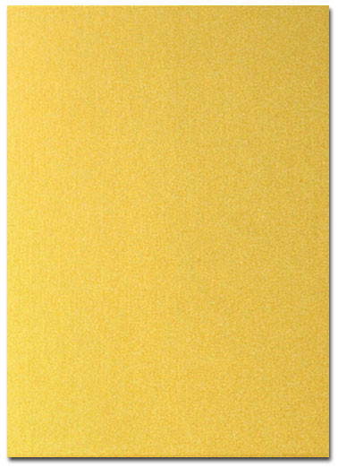 Stardream Gold - 4.5 x 6.5 Cut to Size Accent Layer - Blank Paper