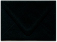 5 x 7 Envelope - Black
