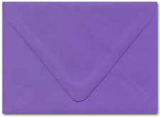 5 x 7 Envelope - Grape Jelly