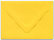 5 x 7 Envelope - Lemon Drop