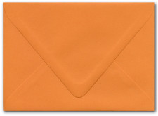 5 x 7 Envelope - Orange Fizz