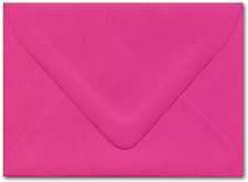 5 x 7 Envelope - Razzy Berry