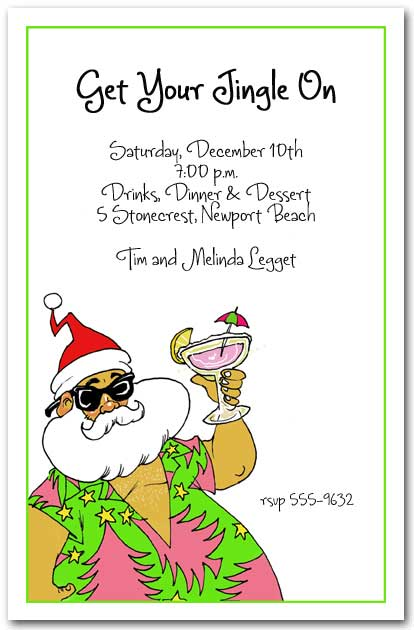 hawaiian christmas invitations koni polycode co