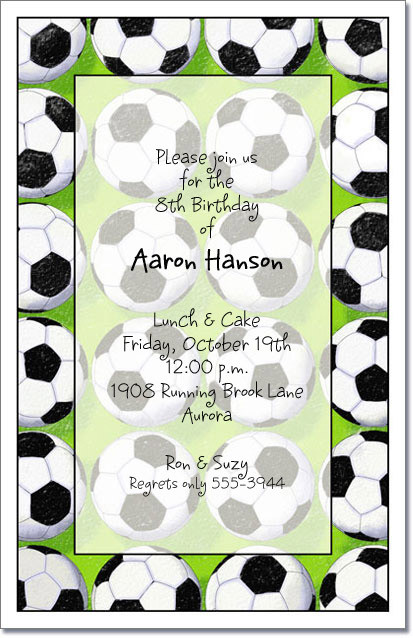 Soccer invitations soccer theme party invitation score soccer filmwisefo Image collections