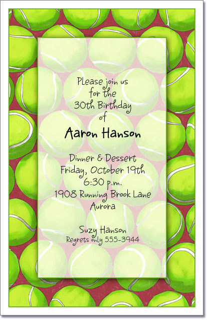Tennis party invitations tennis invitation tennis birthday please pin me click on image to zoom filmwisefo