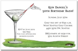 19th Hole Martini