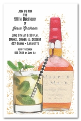 Adult birthday party invitations adult birthday invitations bourbon bottle party invitations filmwisefo